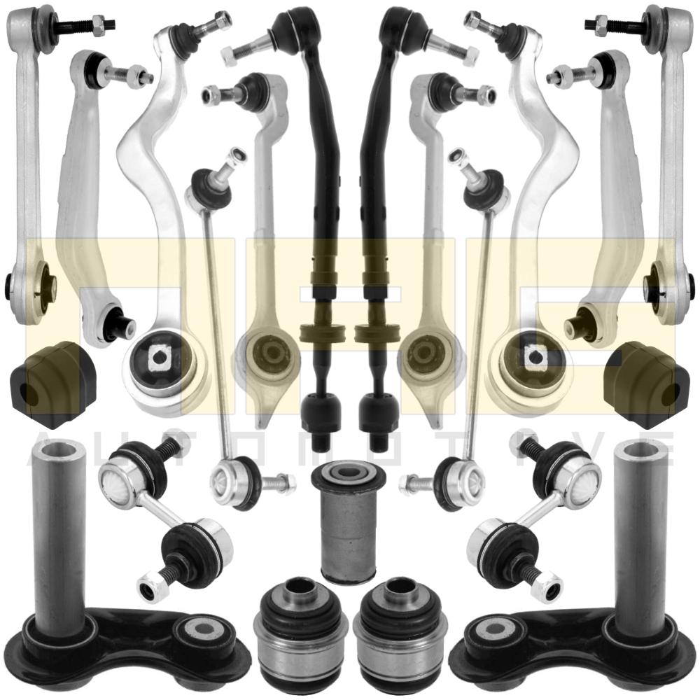 Bras de suspension Devant Essieu Avant En bas à droite renforcé BMW 5er e39 520 523 525 530