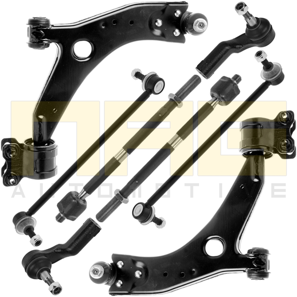 Enlaces VOLVO C30 2006 /> 2013 Suspensión Wishbone Brazo De Control Frontal 18mm Par